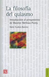 Libro LA FILOSOFIA DEL QUIASMO