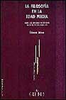 Libro LA FILOSOFIA EN LA EDAD MEDIA