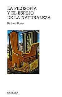 Libro LA FILOSOFIA Y EL ESPEJO DE LA NATURALEZA