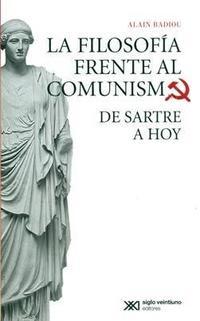 Libro LA FILOSOFÍA FRENTE AL COMUNISMO