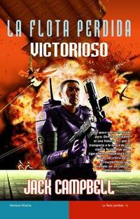 Libro LA FLOTA PERDIDA VI: VICTORIOSO