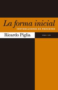 Libro LA FORMA INICIAL: CONVERSACIONES EN PRINCETON