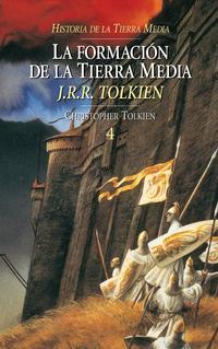 Libro LA FORMACION DE LA TIERRA MEDIA