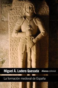 Libro LA FORMACION MEDIEVAL DE ESPAÑA