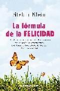 Libro LA FORMULA DE LA FELICIDAD