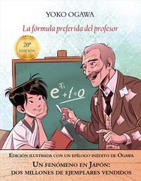 Libro LA FORMULA PREFERIDA DEL PROFESOR