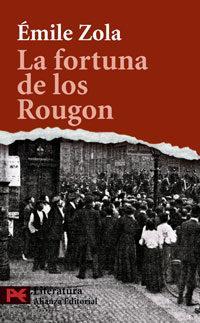 Libro LA FORTUNA DE LOS ROUGON