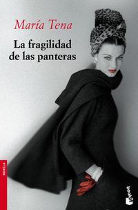 Libro LA FRAGILIDAD DE LAS PANTERAS
