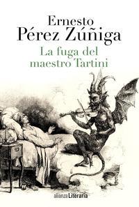 Libro LA FUGA DEL MAESTRO TARTINI
