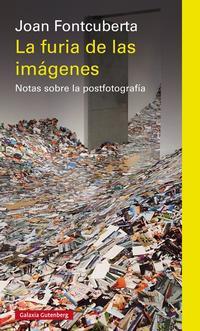 Libro LA FURIA DE LAS IMAGENES: NOTAS SOBRE LA POSTFOTOGRAFIA