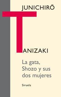 Libro LA GATA, SHOZO Y SUS DOS MUJERES