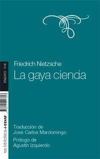 Libro LA GAYA CIENCIA