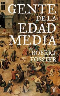 Libro LA GENTE DE LA EDAD MEDIA