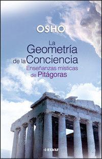 Libro LA GEOMETRIA DE LA CONCIENCIA: ENSEÑANZAS MISTICAS DE PITAGORAS