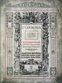 Libro LA GERMANIA