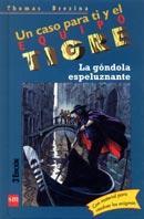 Libro LA GONDOLA ESPELUZNANTE
