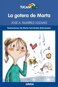 Libro LA GOTERA DE MARTA