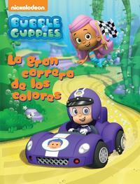Libro LA GRAN CARRERA DE LOS COLORES