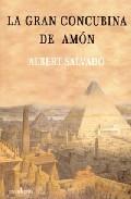 Libro LA GRAN CONCUBINA DE AMON