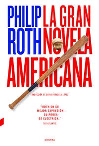 Libro LA GRAN NOVELA AMERICANA