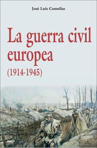 Libro LA GUERRA CIVIL EUROPEA