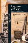 Libro LA GUERRA DE GALIO
