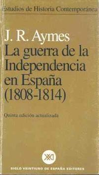 Libro LA GUERRA DE LA INDEPENDENCIA EN ESPAÑA