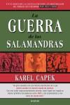 Libro LA GUERRA DE LAS SALAMANDRAS