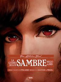 Libro LA GUERRA DE LOS SAMBRE: HUGO E IRIS  ED. LIMITADA