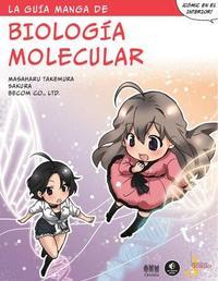 Libro LA GUIA MANGA DE BIOLOGIA MOLECULAR