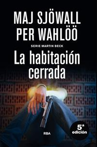 Libro LA HABITACION CERRADA