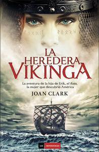 Libro LA HEREDERA VIKINGA