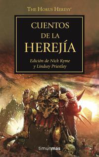 Libro LA HEREJIA DE HORUS 10: CUENTOS DE LA HEREJIA