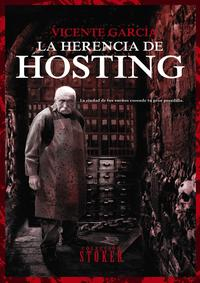Libro LA HERENCIA DE HOSTING