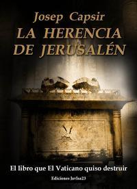 Libro LA HERENCIA DE JERUSALEN