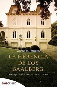Libro LA HERENCIA DE LOS SAALBERG