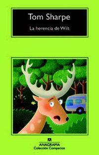 Libro LA HERENCIA DE WILT