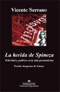 Libro LA HERIDA DE SPINOZA