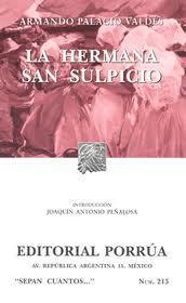 Libro LA HERMANA SAN SULPICIO