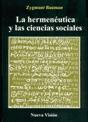 Libro LA HERMENEUTICA Y LAS CIENCIAS SOCIALES