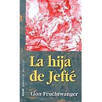 Libro LA HIJA DE JEFTE