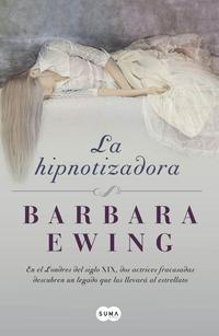 Libro LA HIPNOTIZADORA