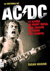 Libro LA HISTORIA DE AC/DC