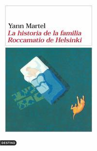 Libro LA HISTORIA DE LA FAMILIA ROCCAMATIO DE HELSINKI