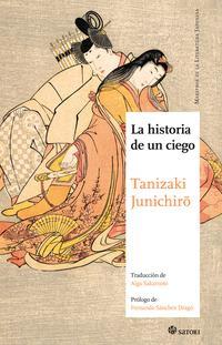 Libro LA HISTORIA DE UN CIEGO