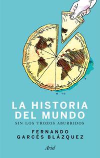 Libro LA HISTORIA DEL MUNDO SIN LOS TROZOS ABURRIDOS