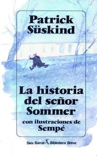 Libro LA HISTORIA DEL SEÑOR SOMMER