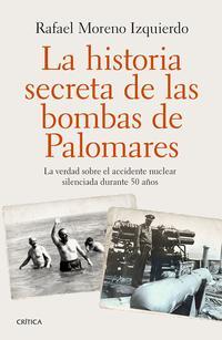 Libro LA HISTORIA SECRETA DE LAS BOMBAS DE PALOMARES