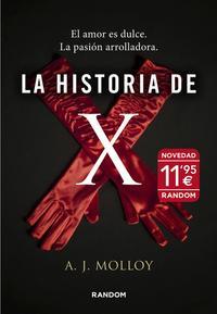 Libro LA HISTORIA X