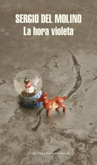 Libro LA HORA VIOLETA